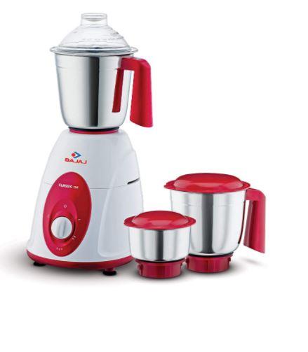 bajaj classic second best mixer grinder under 4000