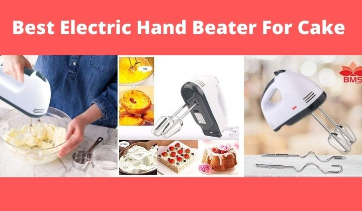 best electric hand beater for cake