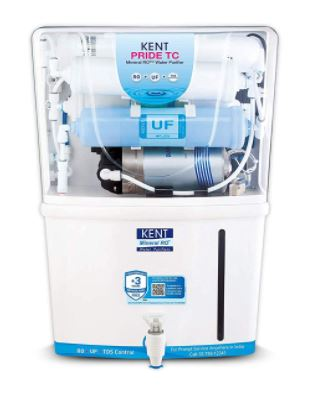 kent pride water purifier