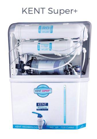 KENT super Plus water purifier below 15000