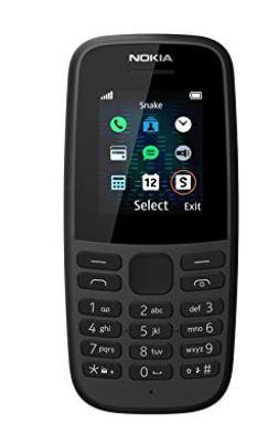 nokia single sin keypad phone