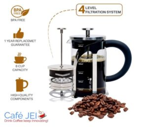 cafe french press coffee maker