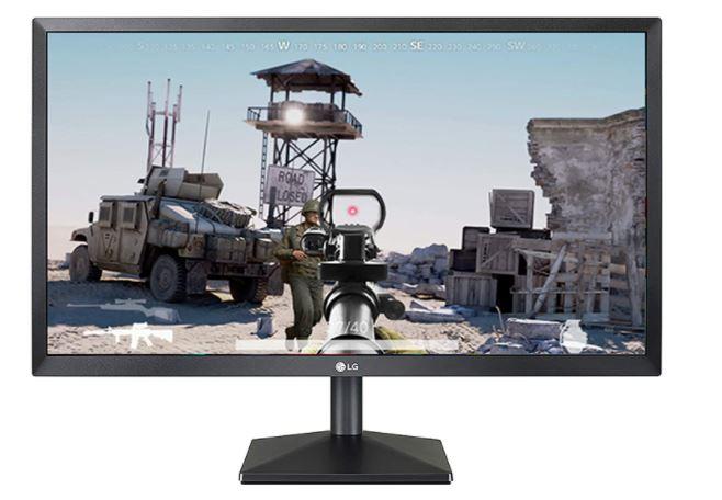 LG 22 inch Gaming Monitor TN Panel Monitor: Most Popular Gaming Monitor Under 10000