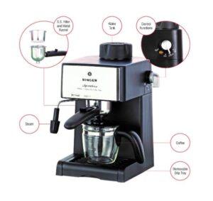 singer xpress best coffee maker under 3000