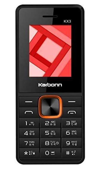 karbonn kx3 keypad phone