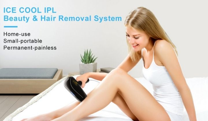 BeMyLaday Professional IPL Laser Hair Removal