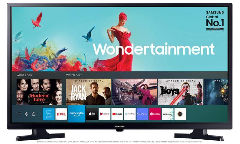 samsung 32 inch led tv under 15000