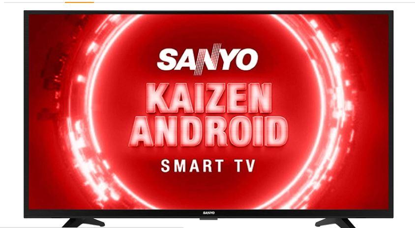 sanyo hd led tv 32 inch