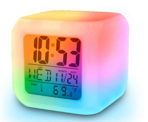 digital alarm diwali gift for friends