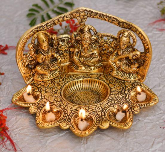 laxmi ganesh idol Diwali gift for employee