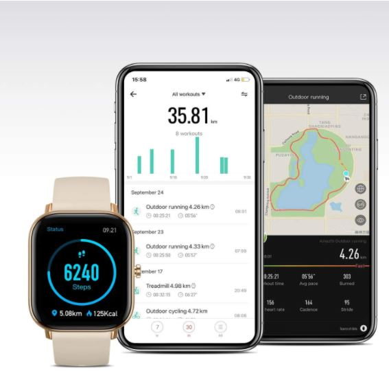inexpensive smart watches