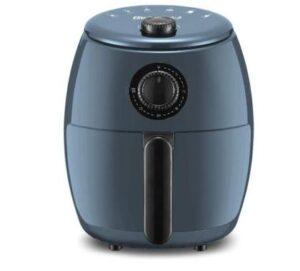 Elite Gourmet EAF-0201BG 2.1 Qt Personal Compact Space Saving Electric Hot Air Fryer
