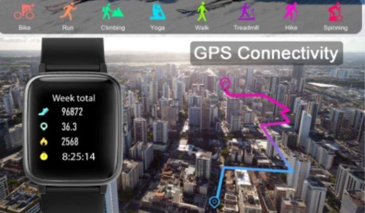 Letsfit Smart Watch Fitness Tracker Review