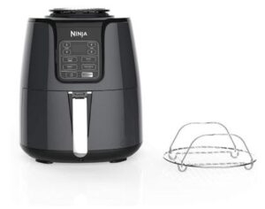 Ninja Air Fryer that Cooks, Crisps and Dehydrates, with 4 Quart Capacity, and a High Gloss Finish: Best Air Fryer For Family of 4