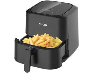 MILIN Air Fryer 5.8 Quart, 1700-Watt Electric Hot Air Fryers Oven