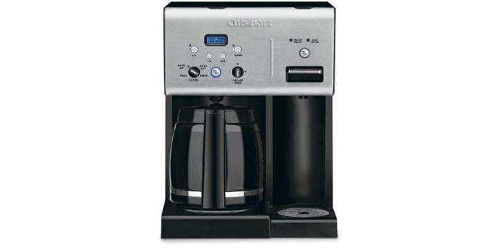 Cuisinart CHW-12P1 Coffeemaker for hard water