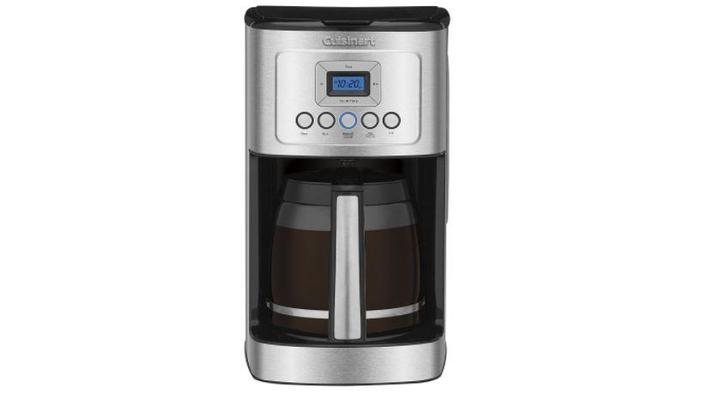 Cuisinart DCC-3200P1 Perfectemp Coffee Maker: Overall Best Coffee Maker For Hard Water
