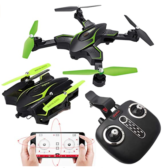 best drone Kiditos Syma X56W-P Upgraded RC under 10000 price  in india