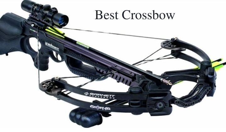 Best Crossbow for hunting and targeting under 1000 & 500