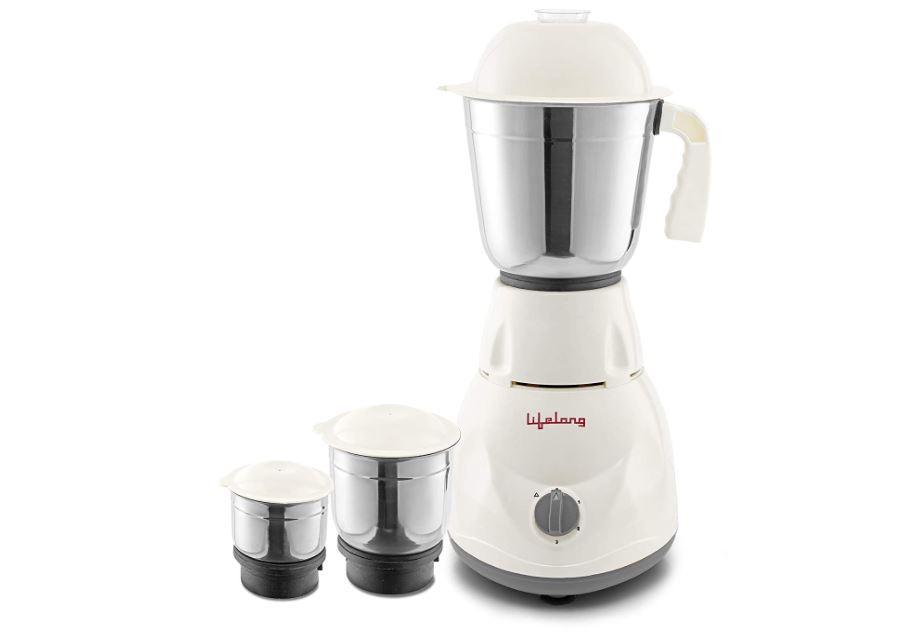 Lifelong mixer grinder under 1500