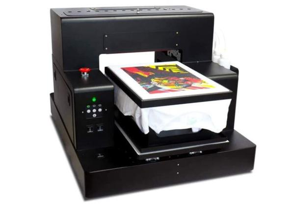 Automatic A3 T-shirt DTG printer under 5000