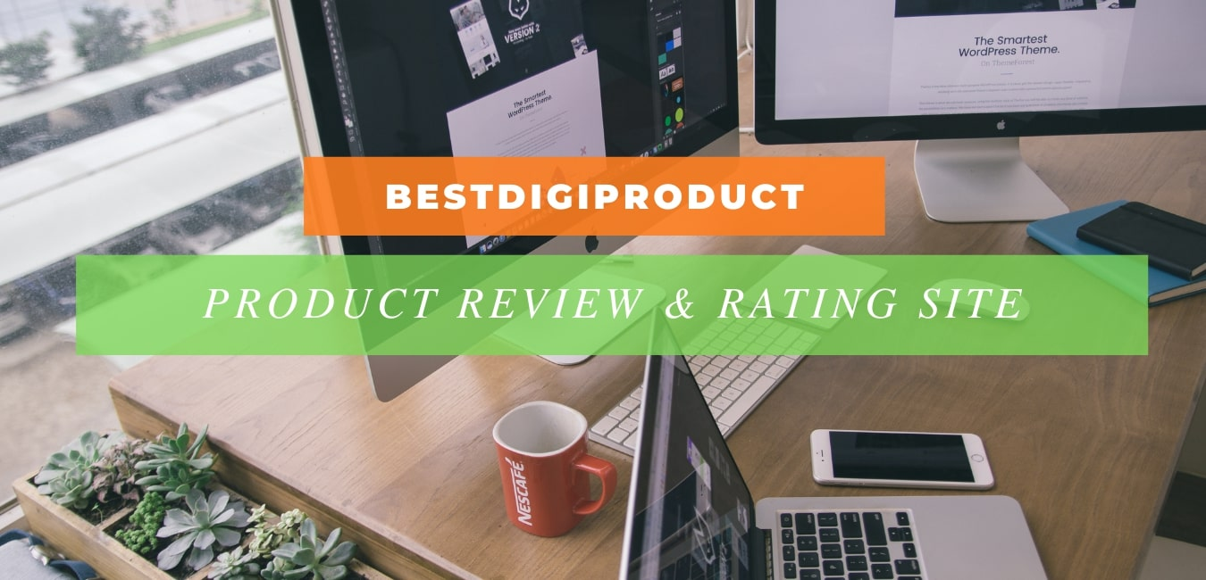 Product Review & Rating website