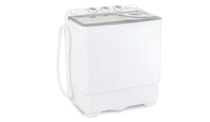 KUPPET Twin Tub Portable Washing Machine